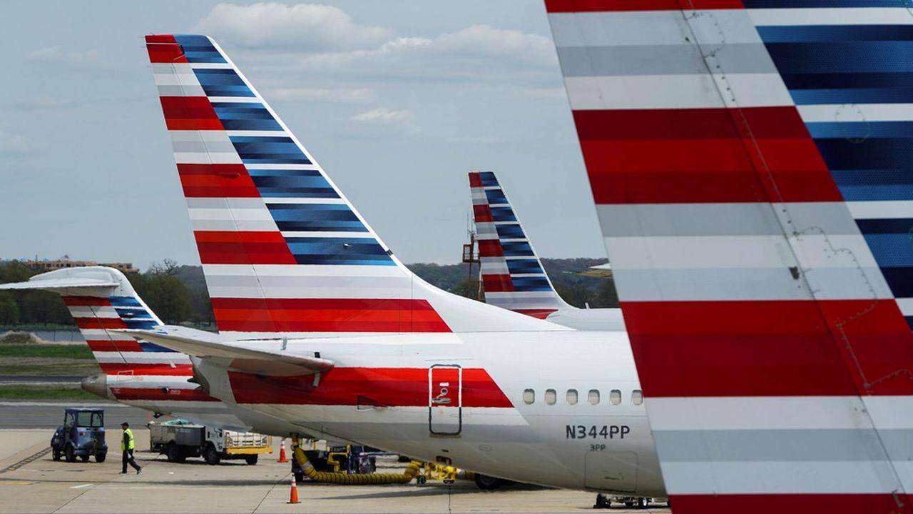 La première compagnie américaine, American Airlines, va réduire ses effectifs