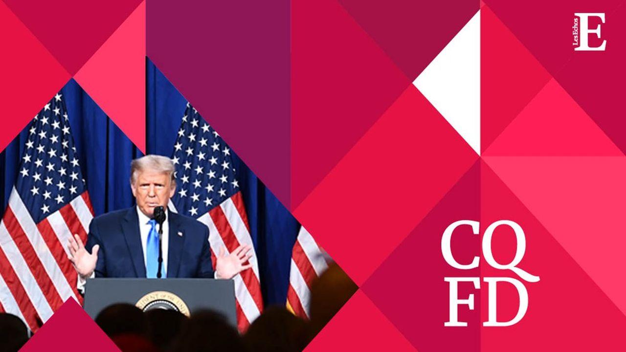 Donald Trump et les républicains sont critiqués pour leur absence de programme clair avant les élections du 3novembre.