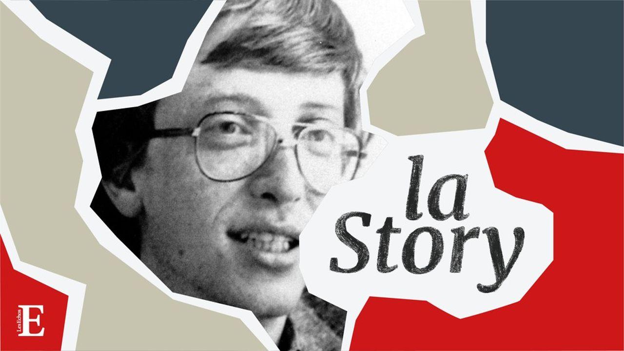 A Lakeside, Bill Gates fait à 13 ans deux rencontres importantes: avec un ordinateur et avec Paul Allen, de deux ans son aîné, autre passionné de l'informatique naissante et futur associé de l'aventure Microsoft.