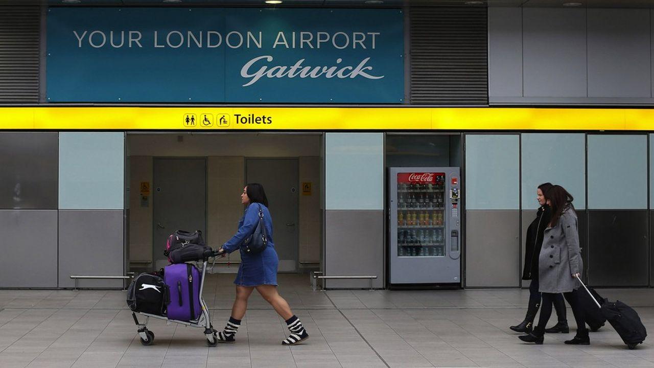 Le deuxième aéroport britannique comptait sur la reprise du trafic touristique cet été.