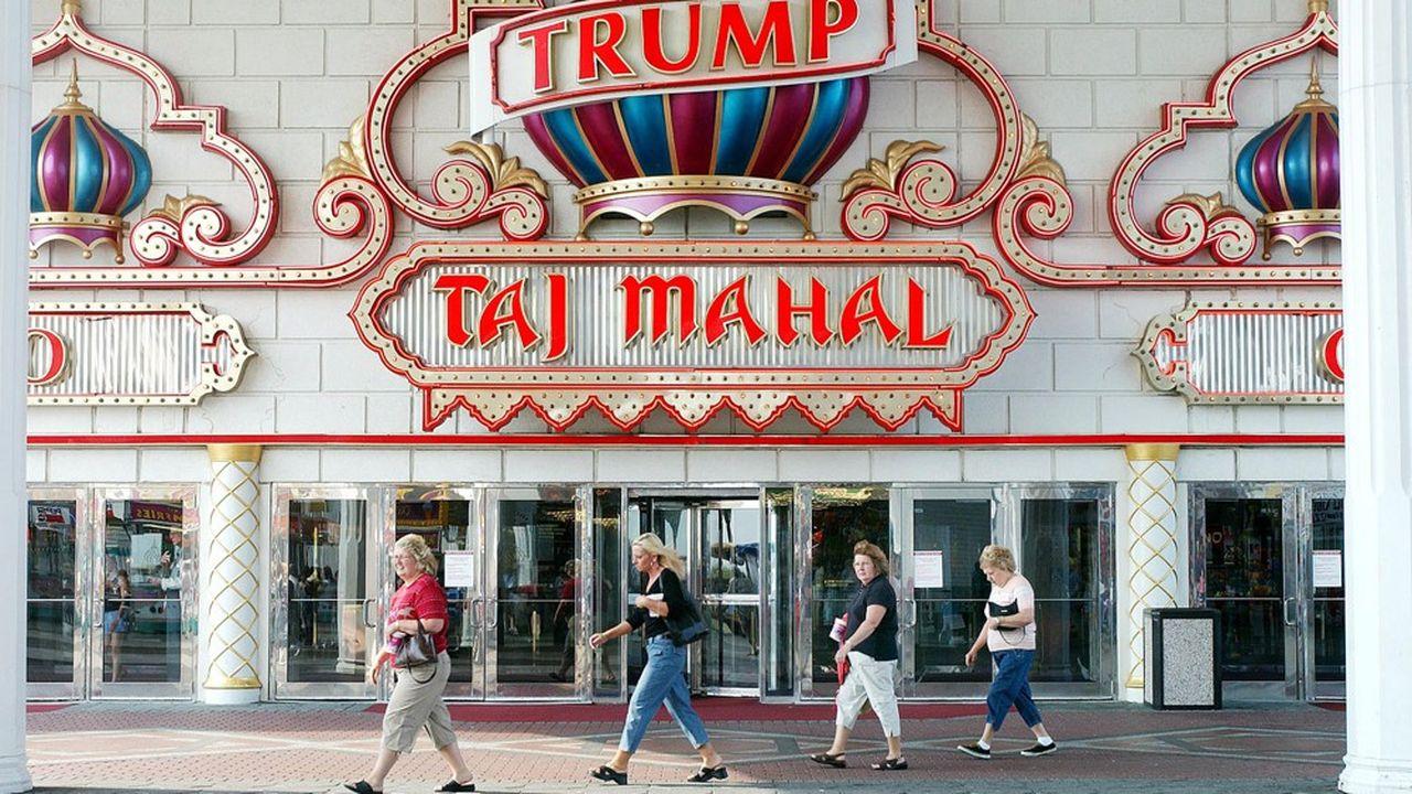 La «huitième merveille du monde», comme Donald Trump l'appelle, le «Trump Taj Mahal».