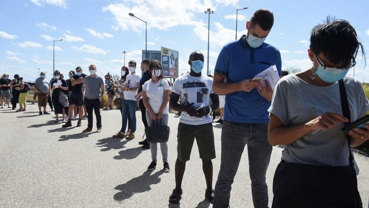 Depuis le début de pandémie, 30.544 personnes sont décédées dans le pays.