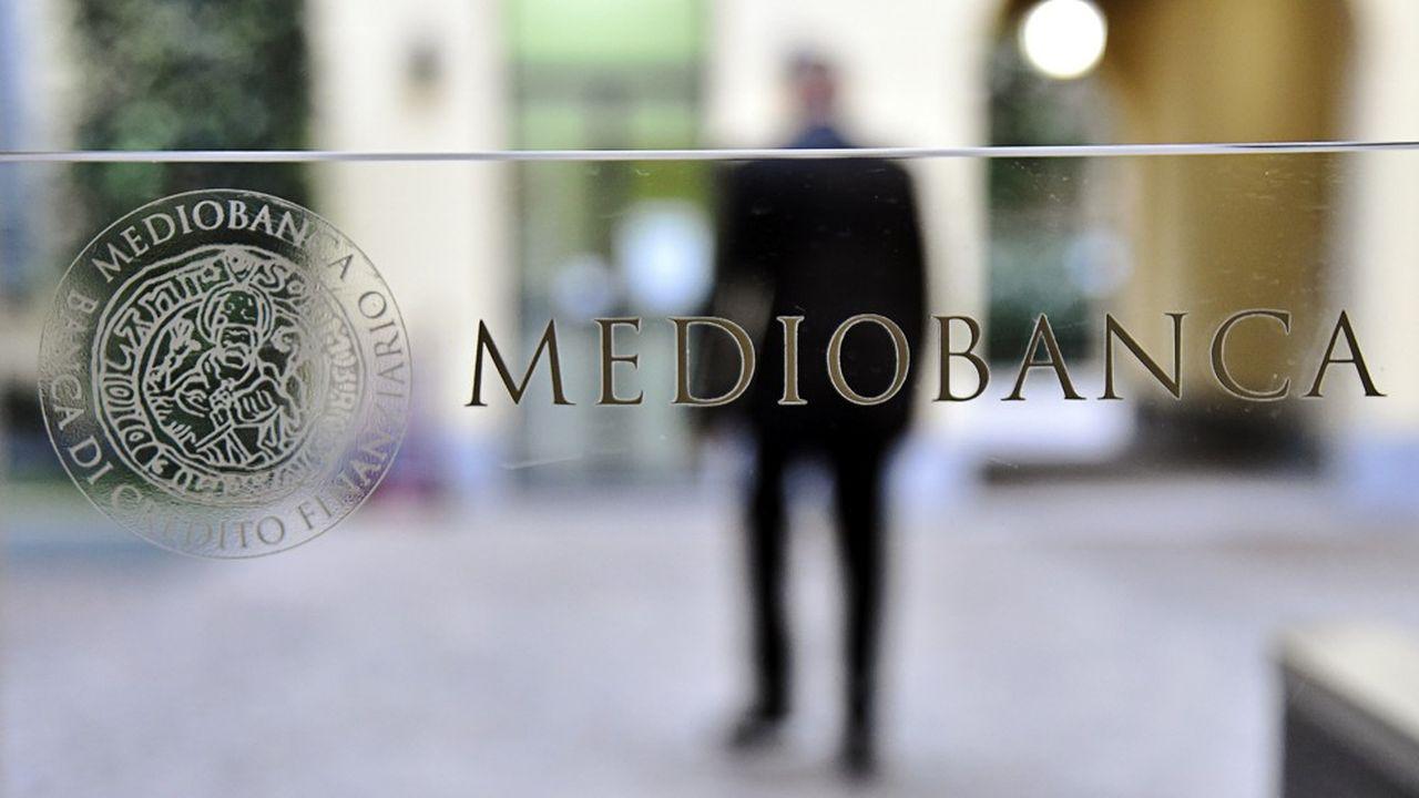 Sur l'exercice clos au 30 juin, le profit de Mediobanca a reculé de 27%, à 600 millions d'euros.
