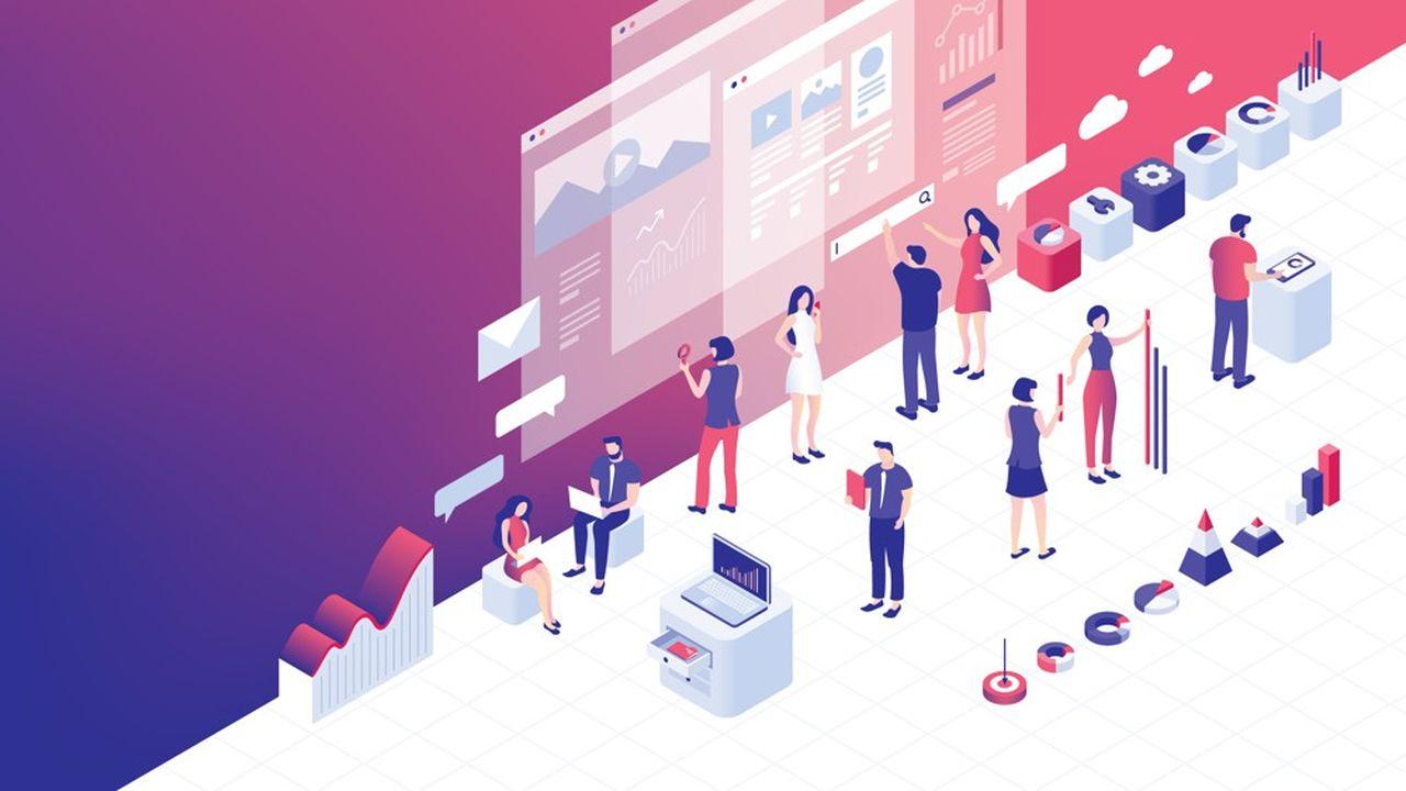 Transformation numérique: l'organisation est-elle en ligne?