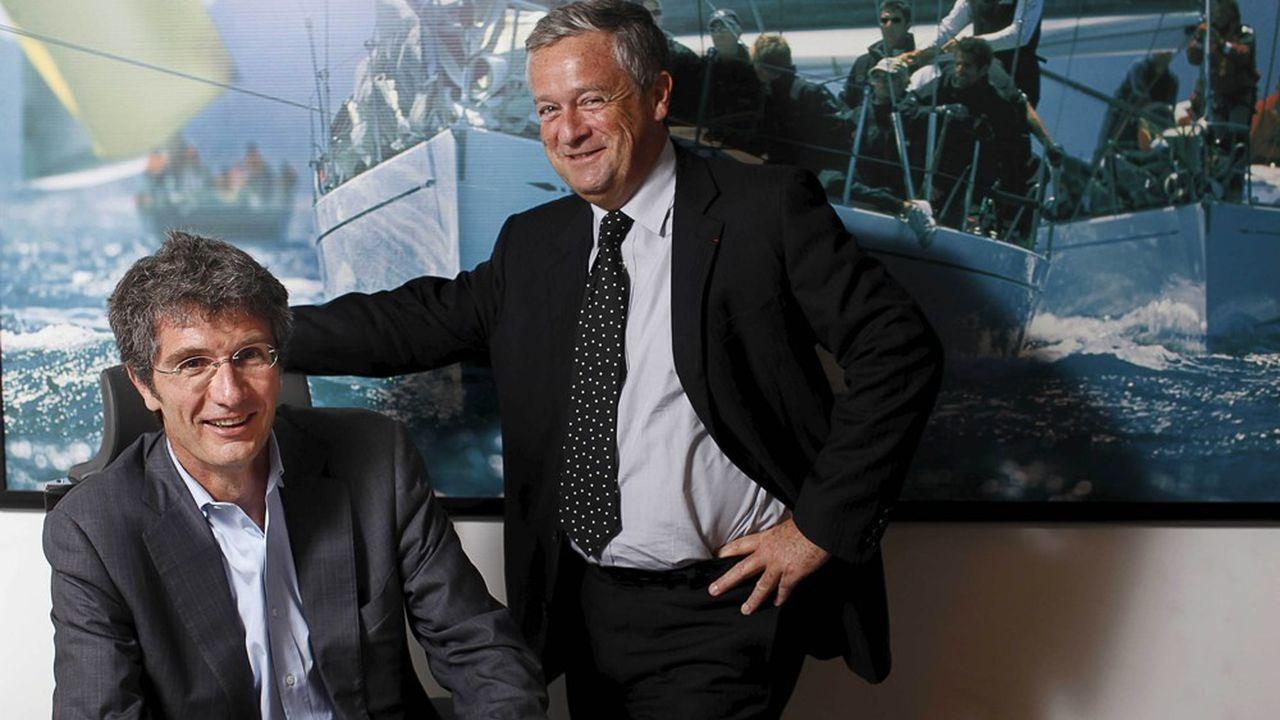 Erik Maris et Jean Marie Messier ont conseillé PSA lors de sa fusion avec Fiat.