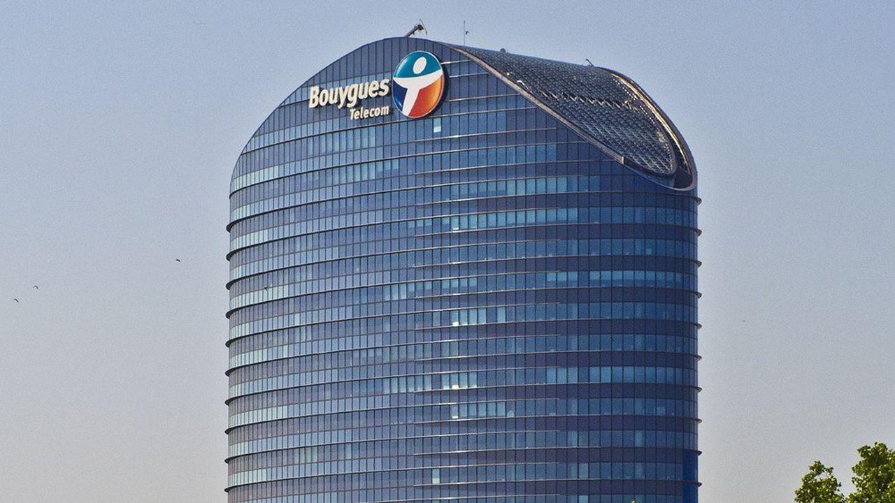 Seul Bouygues Telecom a vu son résultat opérationnel courant progressé au premier semestre, celui de TF1 restant positif malgré une forte baisse tandis que le BTP est tombé dans le rouge.