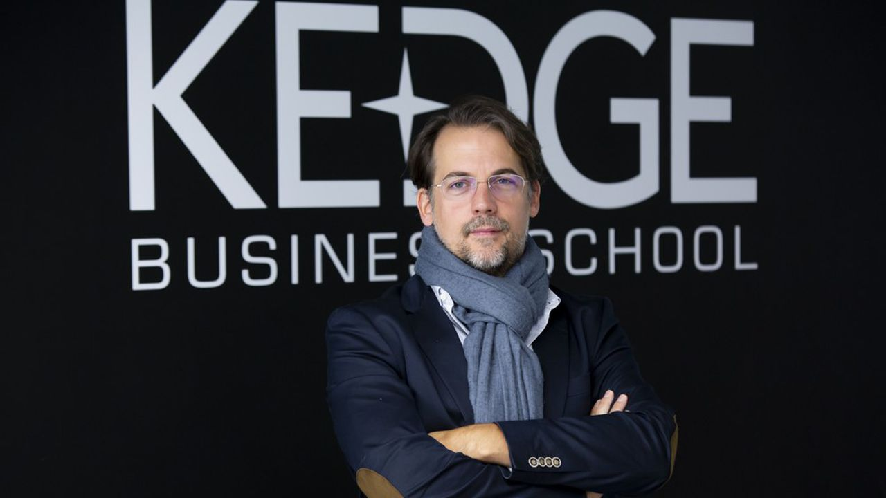 «Le principal défi est de maintenir actif le business et les succès présents, et de les équilibrer avec l'exploration de nouvelles voies», explique Romaric Servajean-Hilst.