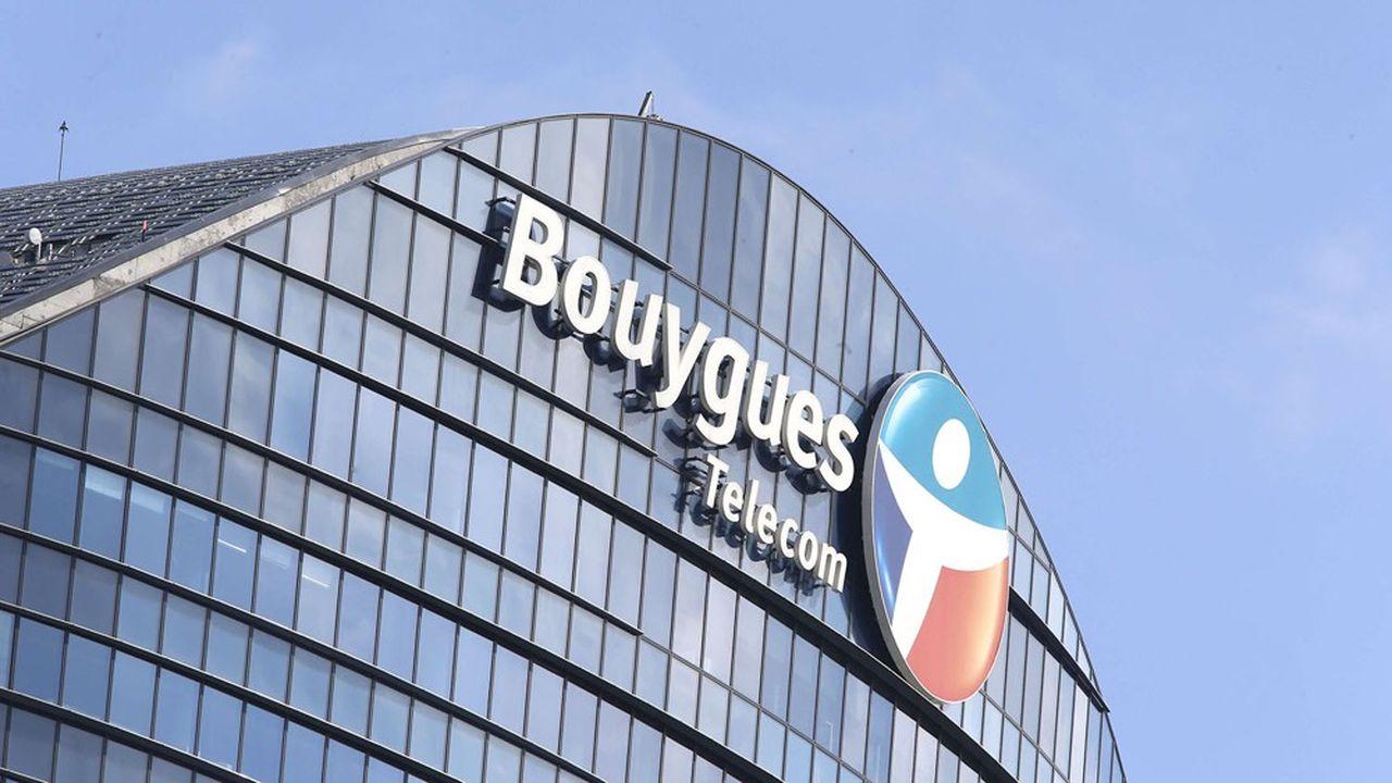 Bouygues Telecom va démonter 3.000antennes Huawei dans les grandes villes dans les huitprochaines années.