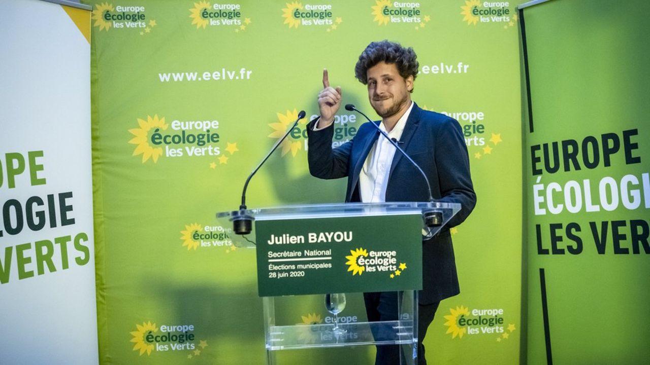 Julien Bayou est le premier à se lancer dans la course pour les élections régionales en Ile-de-France.
