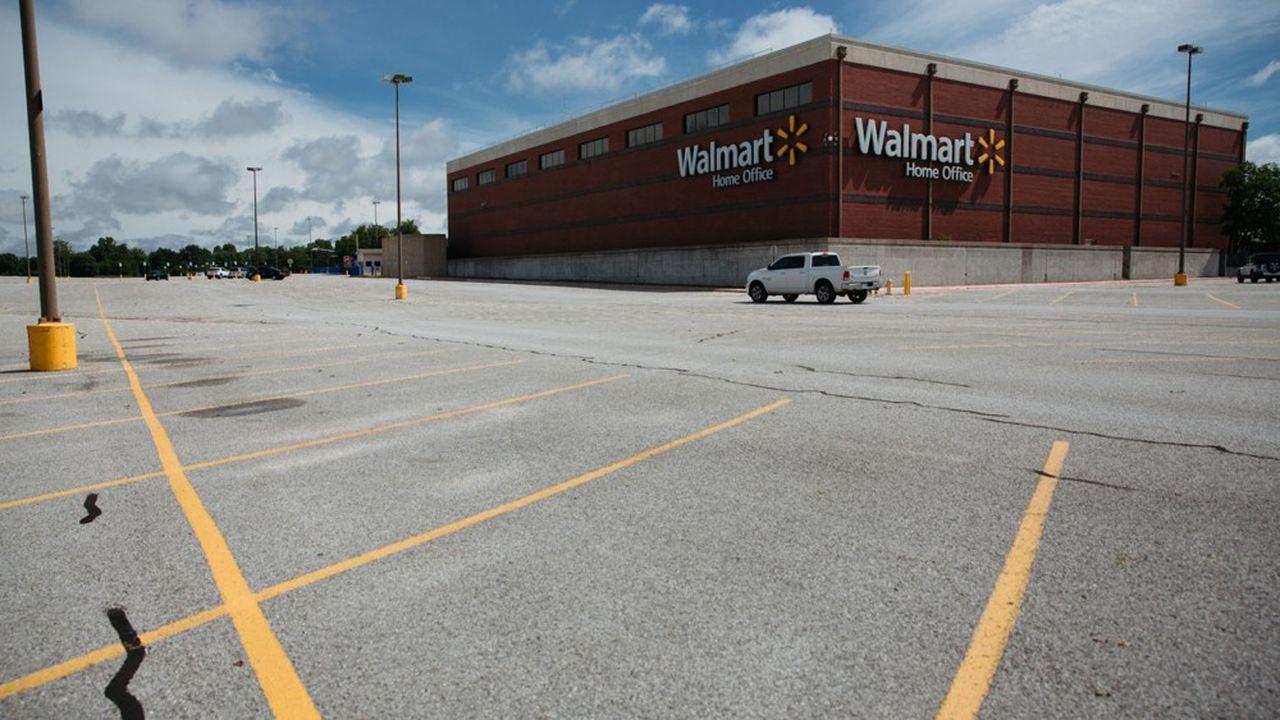 Walmart a fait du numérique sa priorité. Avec TikTok, il veut toucher de nouveaux publics et doper ses revenus sur Internet.
