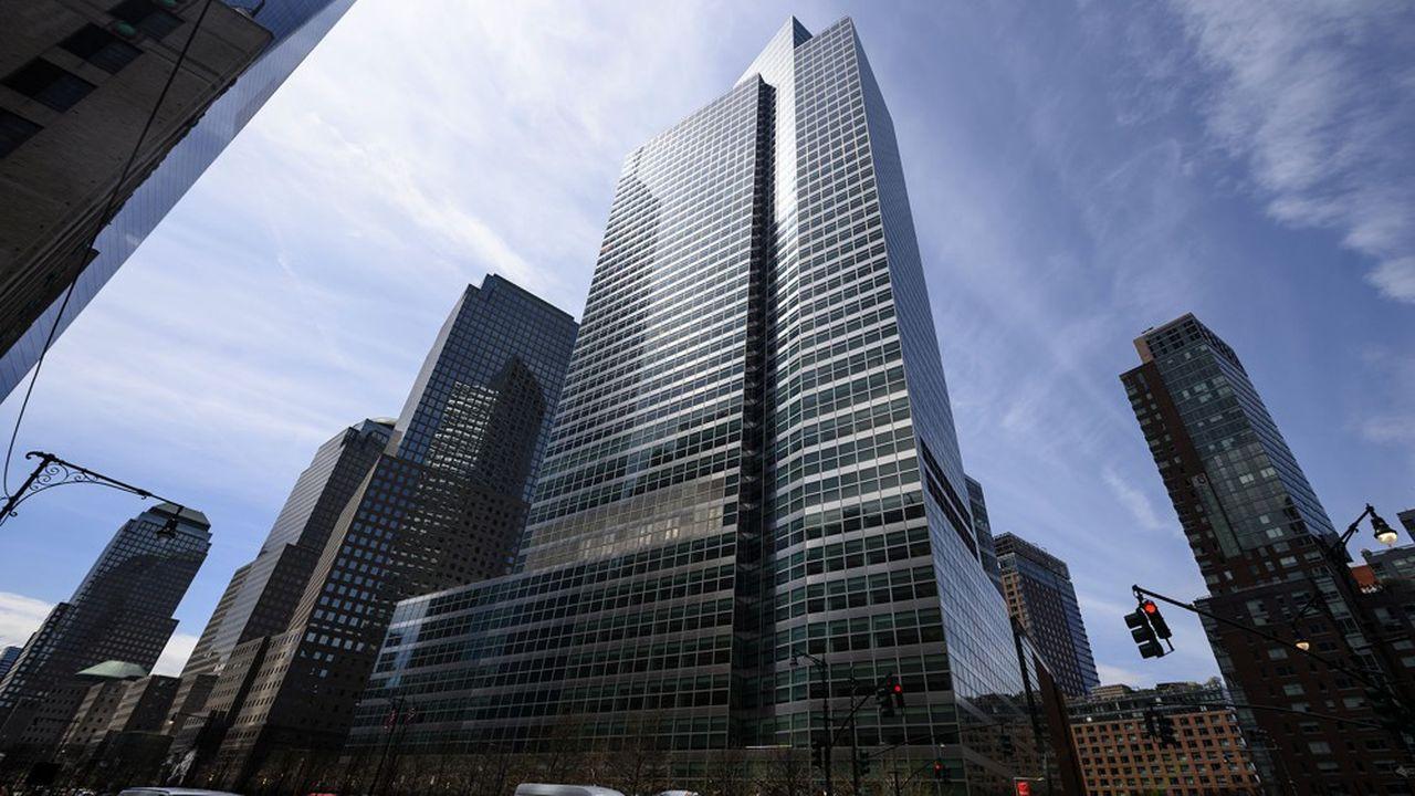 Goldman Sachs a lancé sa propre police de caractères, le Goldman Sans.