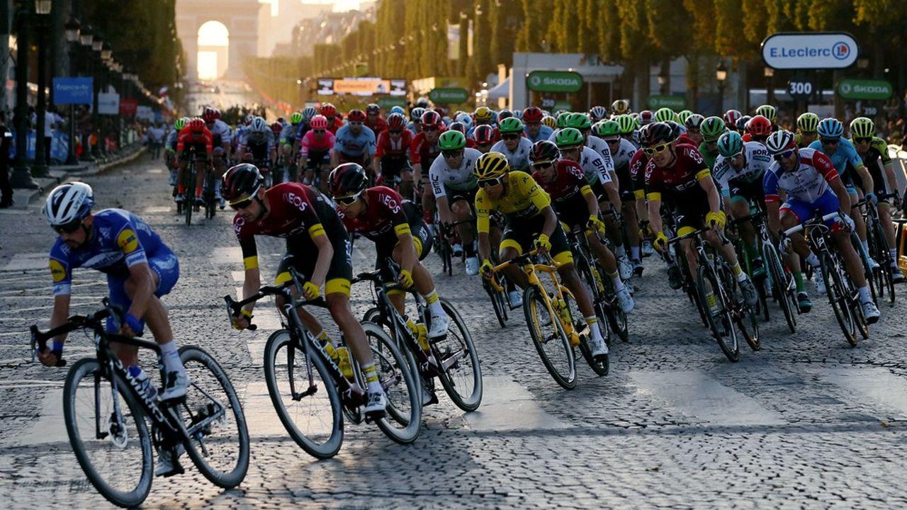 L'édition 2020 du Tour de France débute ce samedi et s'achèvera le 20septembre.
