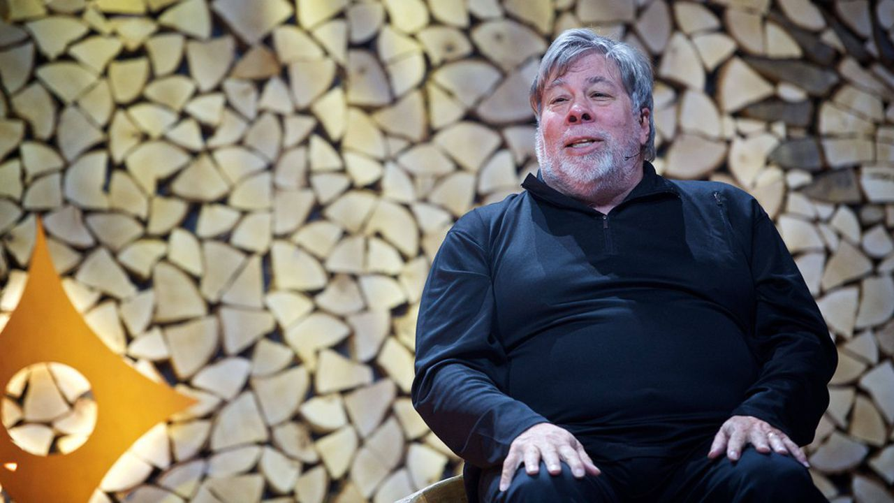 Steve Wozniak attente des poursuites contre Youtube aux côtés de 17 autres victimes présumées.