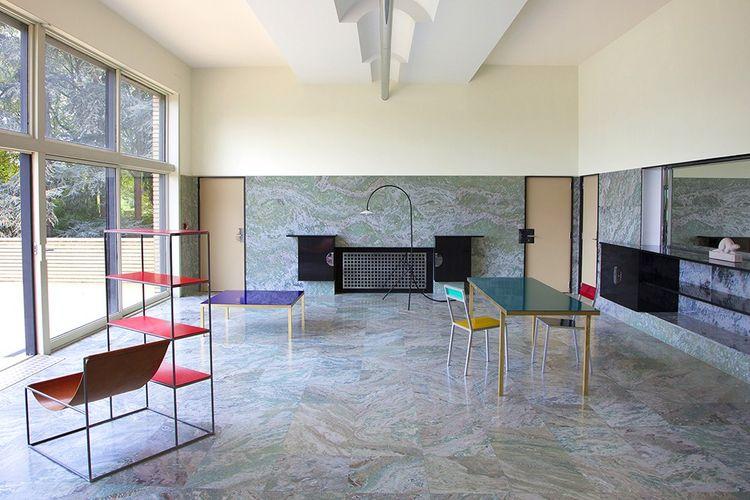Design à la Villa Cavrois