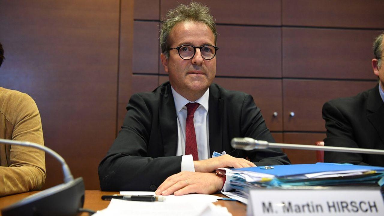 Le directeur général de l'AP-HP, Martin Hirsch, raconte comment il a vécu la crise épidémique dans «L'énigme du nénuphar. Face au virus».