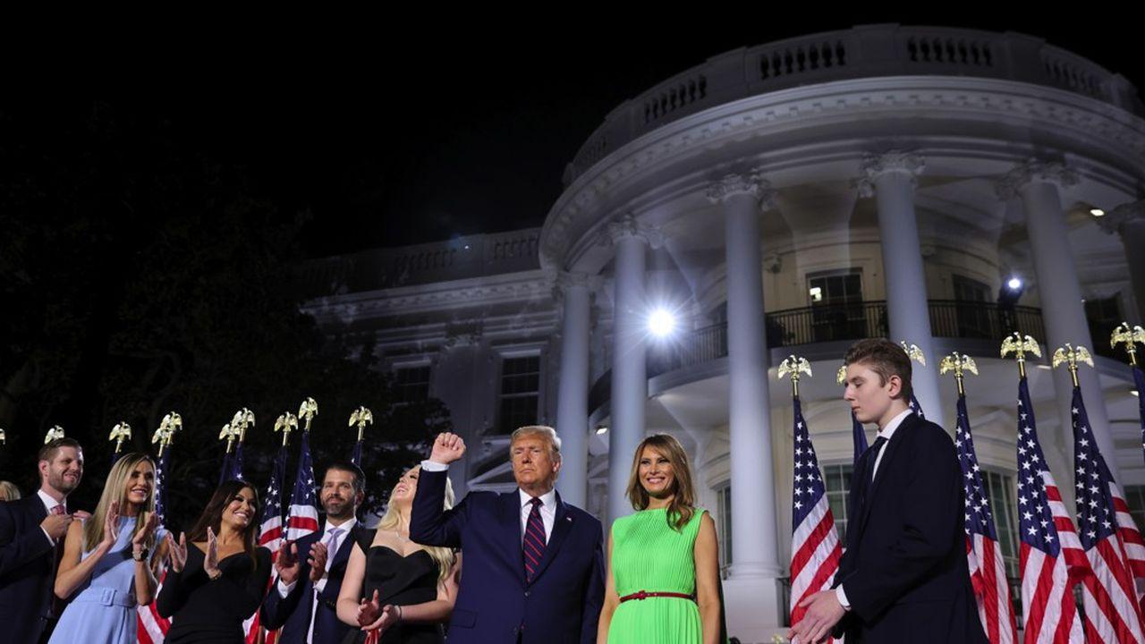 «C'est l'élection la plus importante dans l'histoire de notre pays», n'a pas hésité à juger Donald Trump.