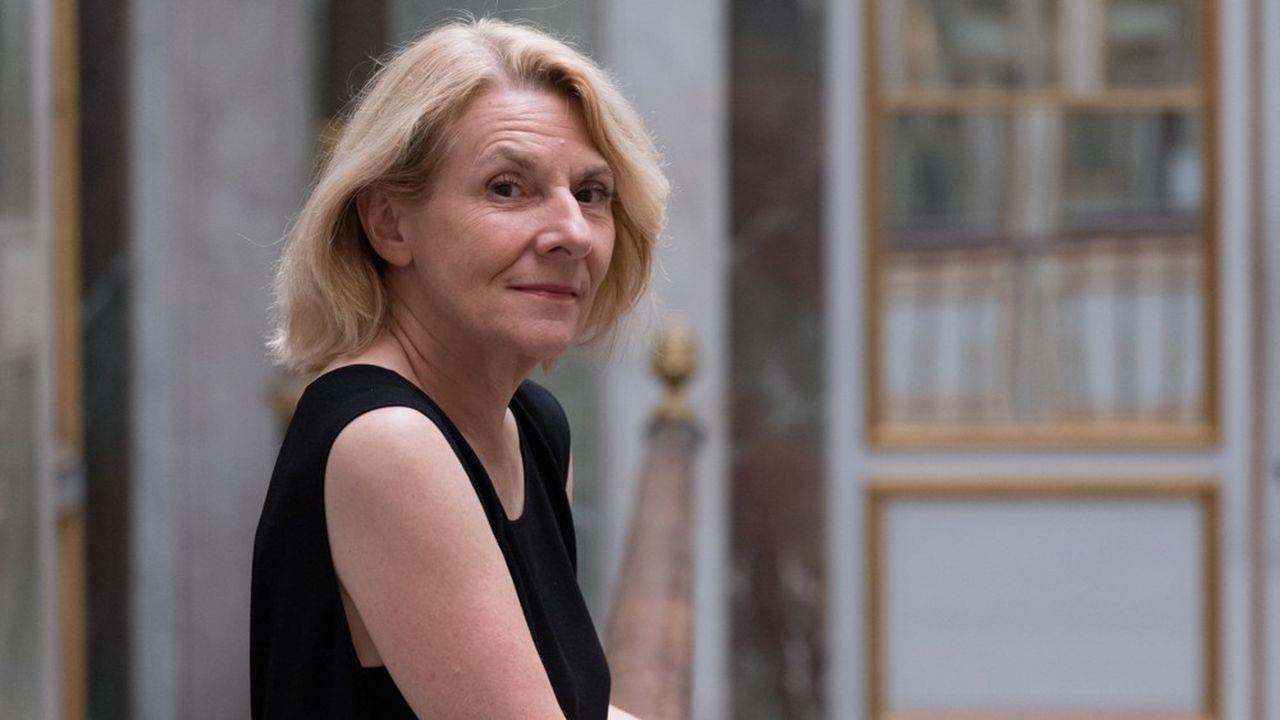 Catherine Pégard en est à son troisième mandat à la tête de Versailles.