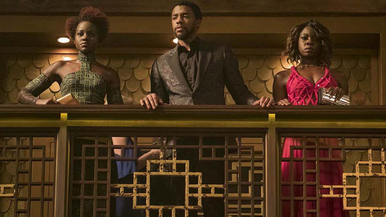 Chadwick Boseman a incarné T'Challa dans «Black Panther», le blockbuster de Marvel sorti en 2018.