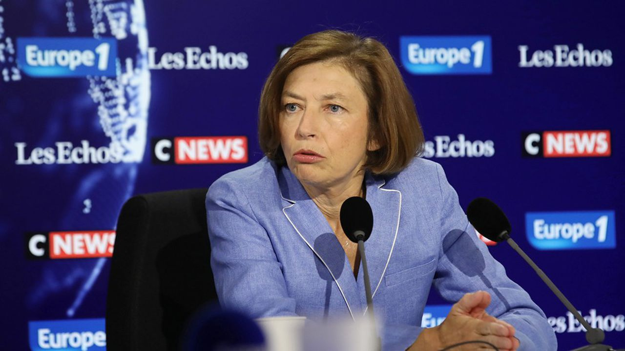 Florence Parly a confirmé dimanche l'arrestation d'un officier français soupçonné d'intelligence avec la Russie.