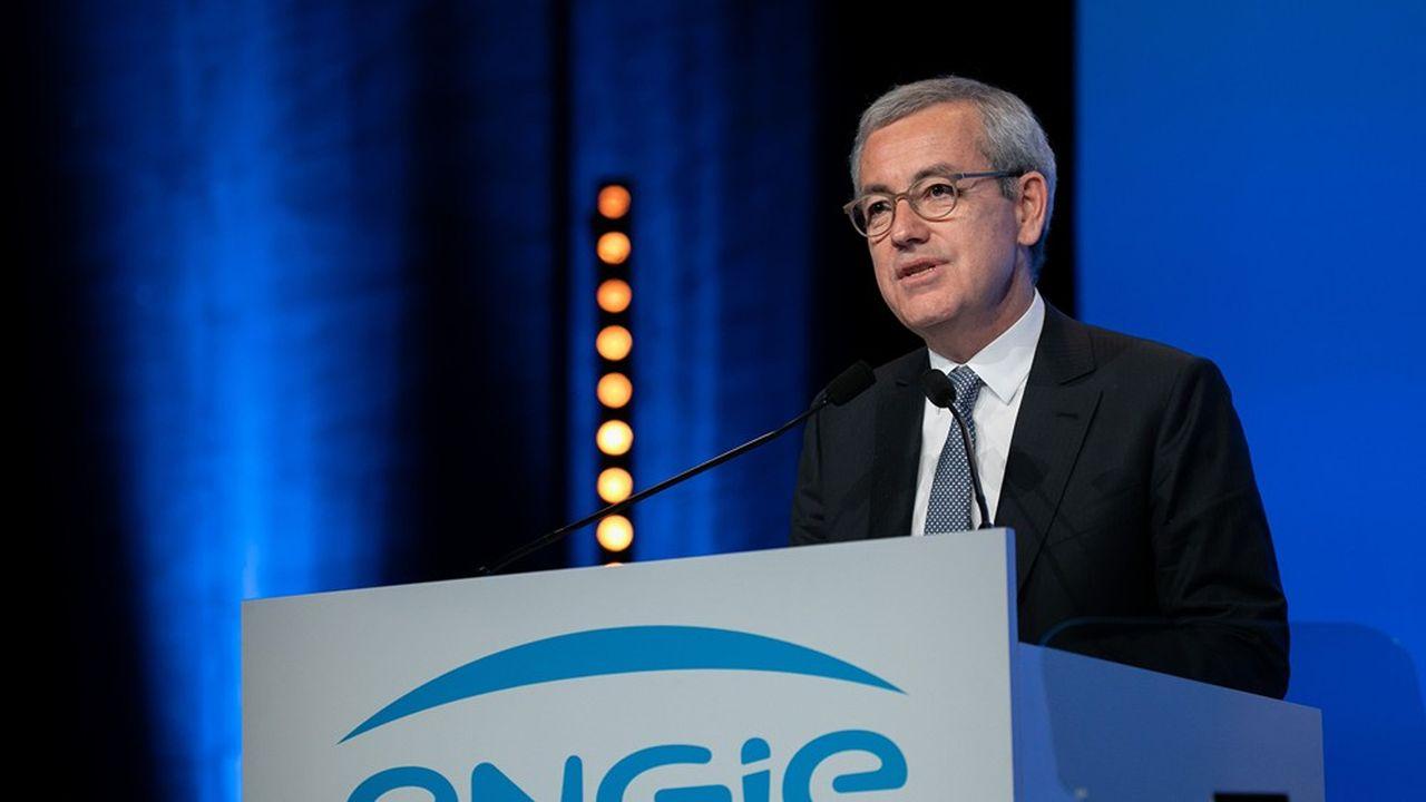 Jean-Pierre Clamadieu préside le conseil d'administration d'Engie depuis mai2018.