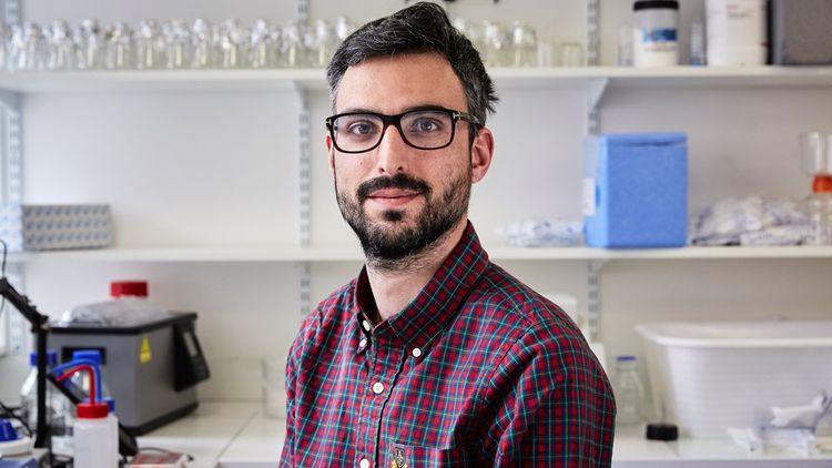 Thomas Ybert, président et cofondateur de DNA Script.