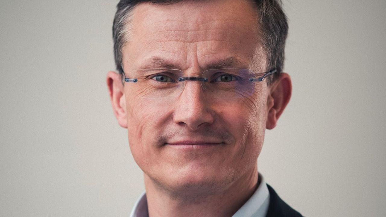 Patrick Piot, le directeur général de Demeta.