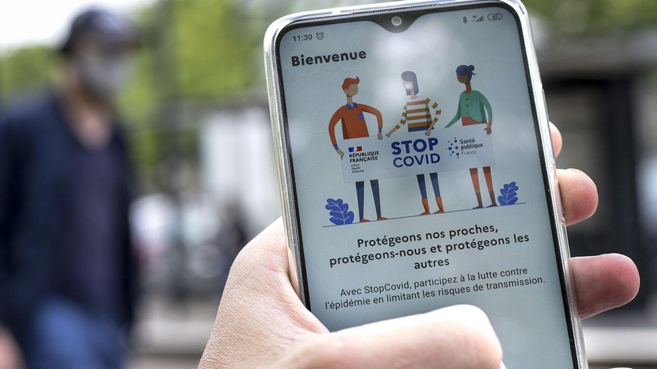 L'application de traçage numérique française StopCovid a été lancée officiellement le 2juin