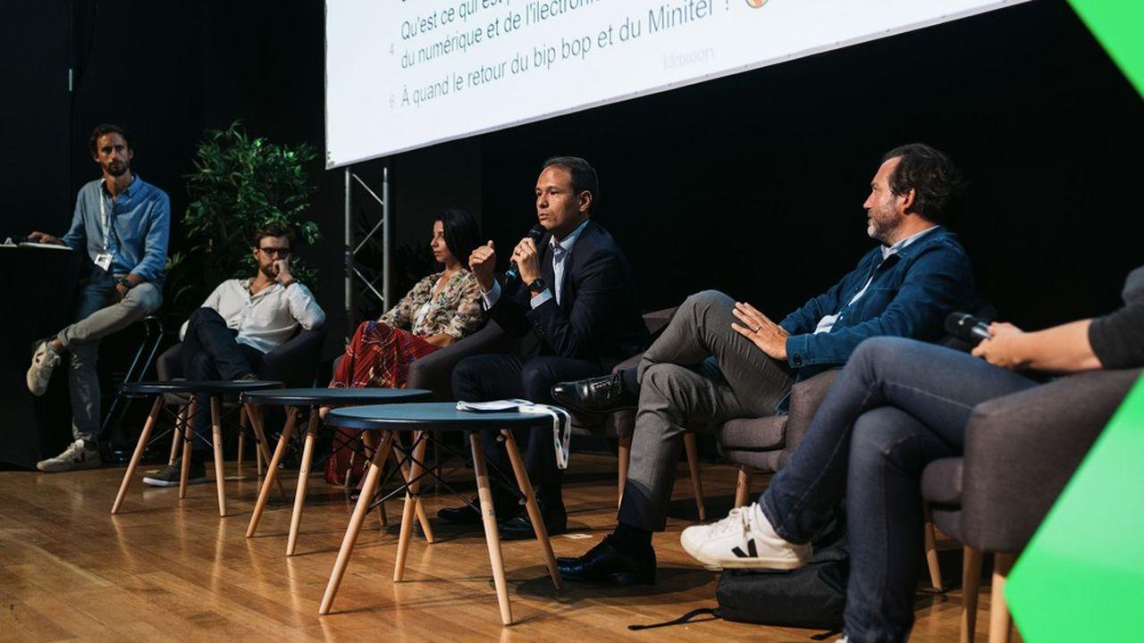 CédricO a encouragé les start-up à intégrer les principes de la «Tech For Good» à leurs activités.