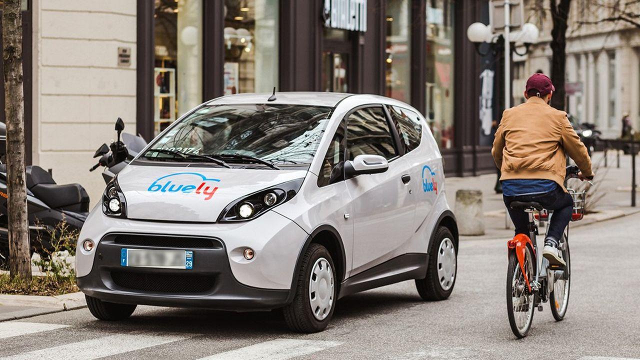 L'expérience parisienne a montré qu'il existait un marché de l'occasion pour les voitures, en grande majorité revendues à des particuliers en province.