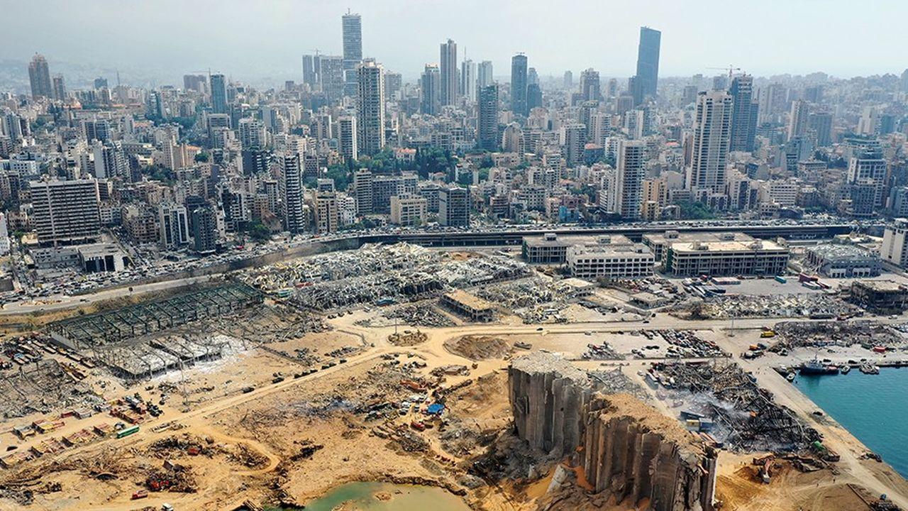 A Beyrouth, les experts de la Banque mondiale, de l'ONU et de l'Union européenneont identifié les principaux dégâts dans les secteurs du logement, des transports et du patrimoine culturel - dont les sites religieux et archéologiques, les monuments nationaux, les théâtres, les archives, les bibliothèques et autres monuments.