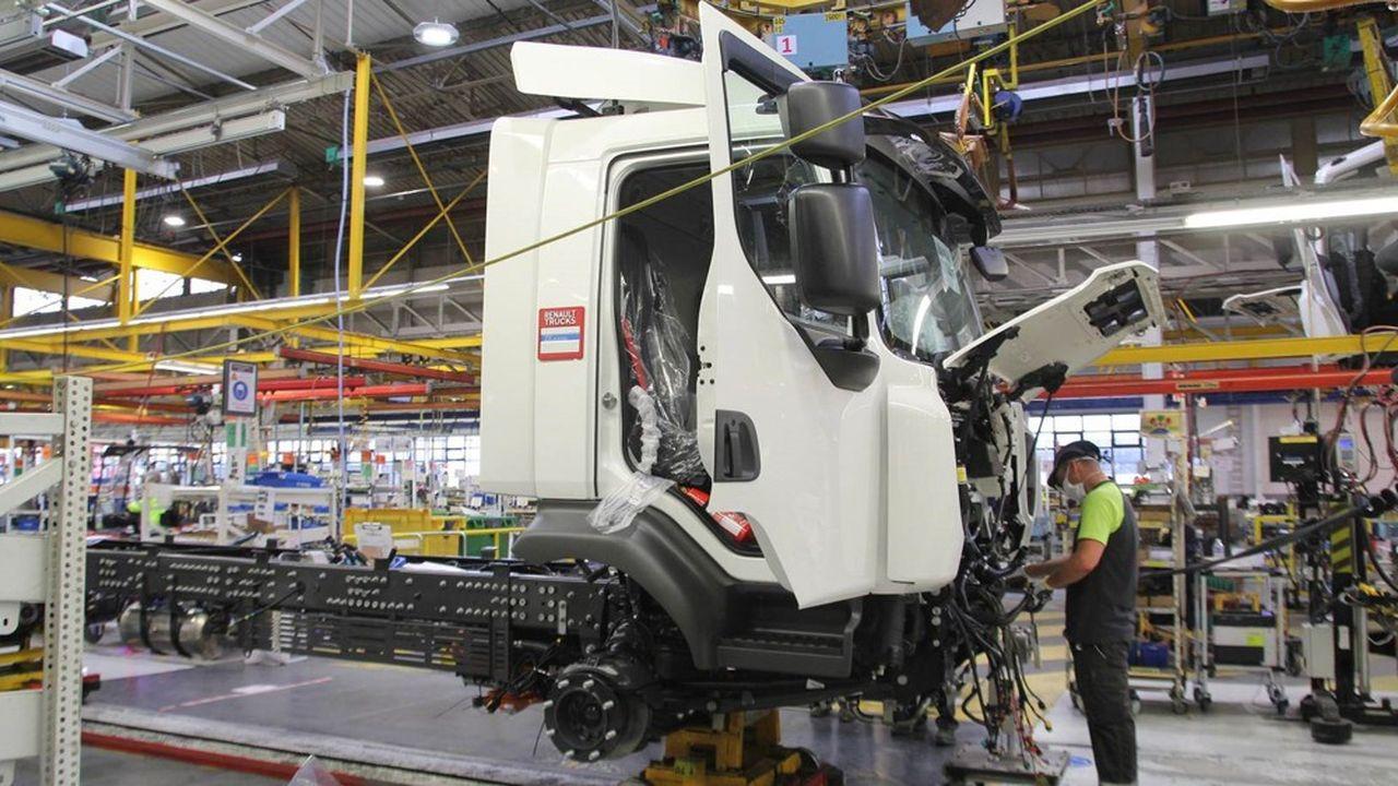 L'industriel a effectué ses premières livraisons en juillet.