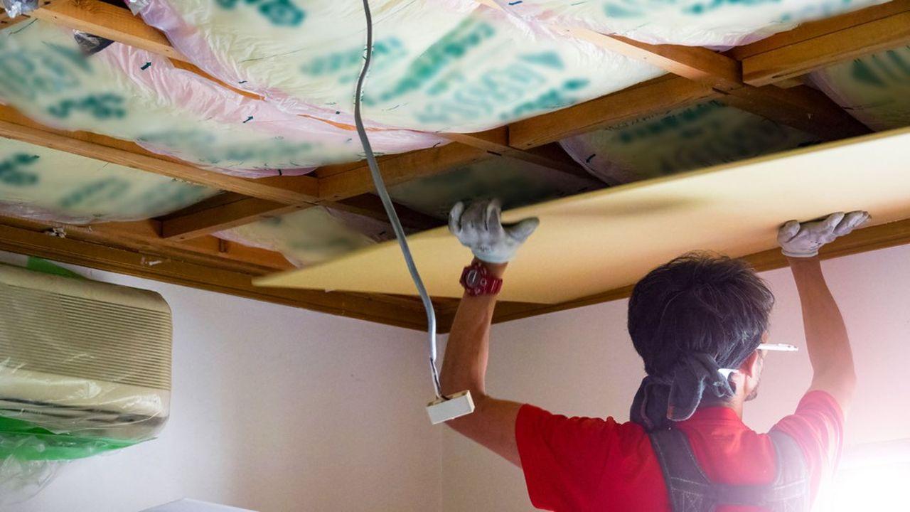 Pas moins de 7millions de logements sont classés «passoires thermiques» en France. Le plan de relance qui sera dévoilé jeudi a fait de leur éradication l'un de ses principaux objectifs.