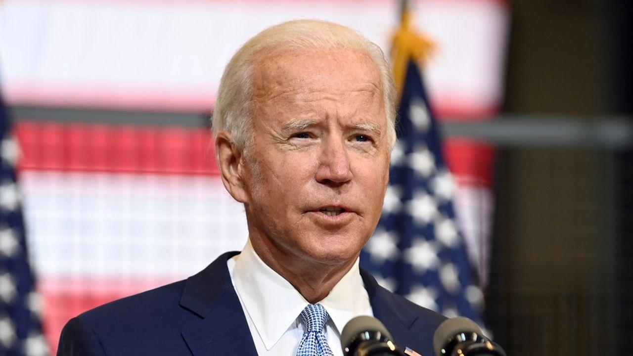 Joie Biden est allé lundi en Pennsylvanie prononcer un discours sur les violences dans les villes.
