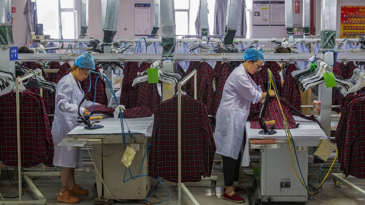 L'enquête Caixin-Markit fait état d'une «solide amélioration générale» dans le secteur manufacturier en août, avec des niveaux de production et de nouvelles commandes au plus haut depuis janvier2011.
