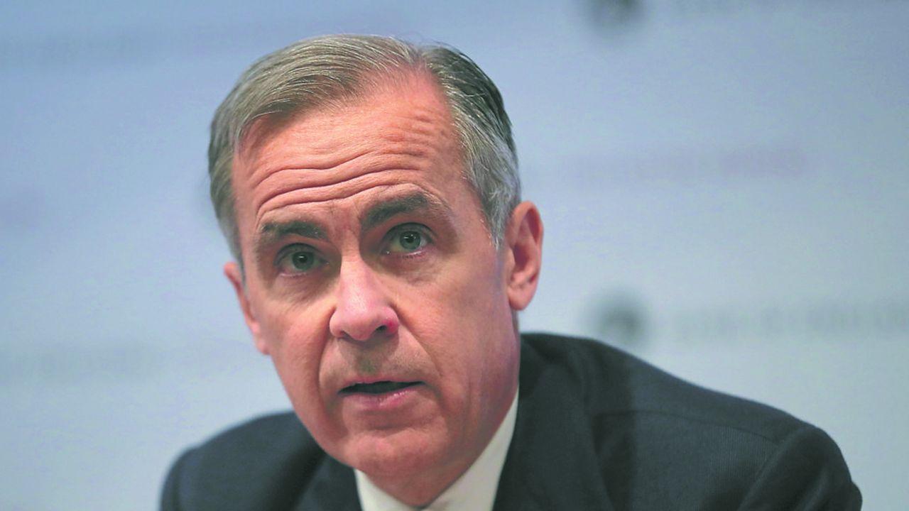L'ancien gouverneur de la Banque d'Angleterre Mark Carney s'est reconverti dans la gestion ESG.
