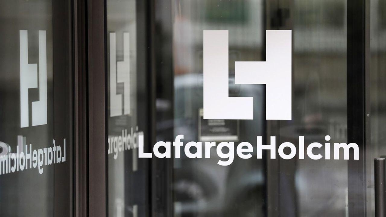 LafargeHolcim va porter plaine et dénonce un acte de malveillance sur son site de Bercy.