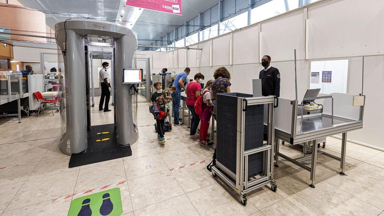 Les aéroports vont devoir financer les équipements nécessaires à l'entrée en vigueur, en 2022, d'une nouvelle réglementation sur le contrôle des entrées dans l'Union européenne.