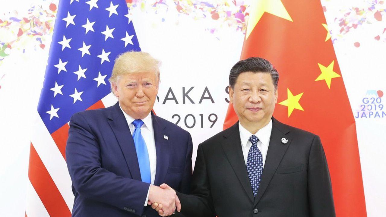 Comme son rival démocrate, Joe Biden, Donald Trump avait mis en avant sa relation personnelle avec Xi Jinping, avant de faire marche arrière et de faire de la Chine le grand ennemi des Etats-Unis.