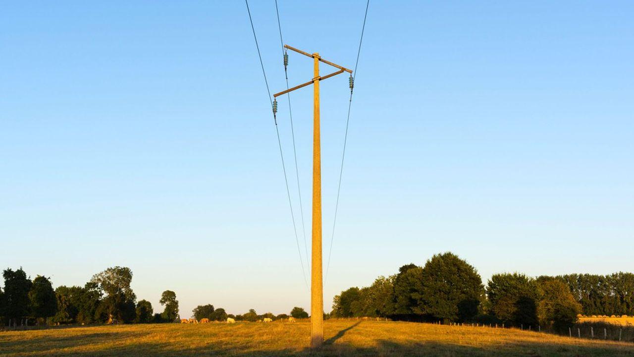 Chavinier possède quatre implantations, dans le Cantal, l'Aveyron, le Lot et la Corrèze, pour la construction de réseaux électriques de basse et de moyenne tension.