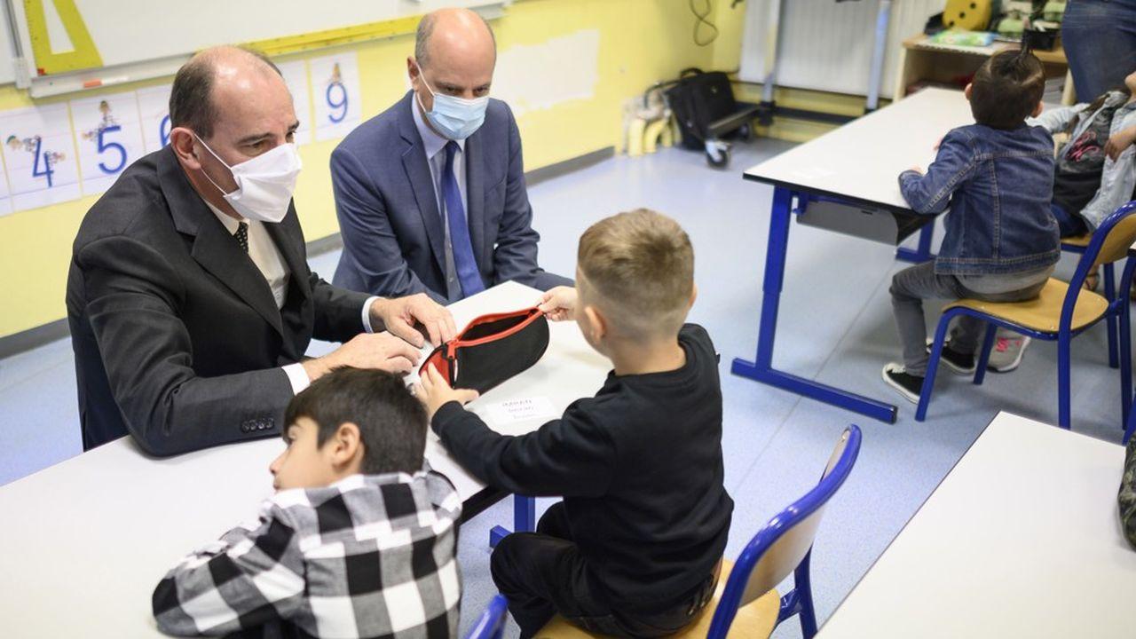 «Notre objectif, c'est la protection absolue des plus vulnérables», a insisté le Premier ministre, et l'éducation est «le plus solide et le plus sûr des remparts pour atteindre cet objectif».