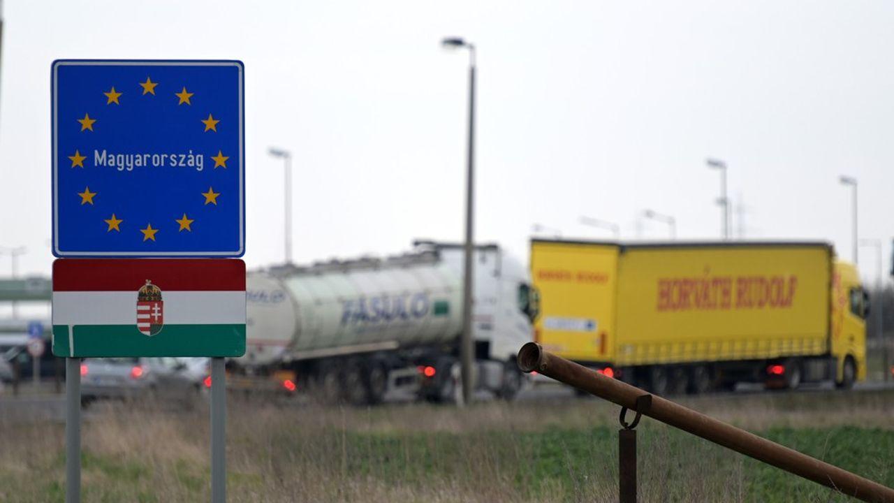 La Hongrie vient de décider de refermer une partie de ses frontières avec ses voisins.