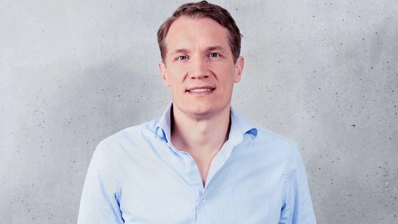 Oliver Samwer, PDG et fondateur de Rocket Internet.