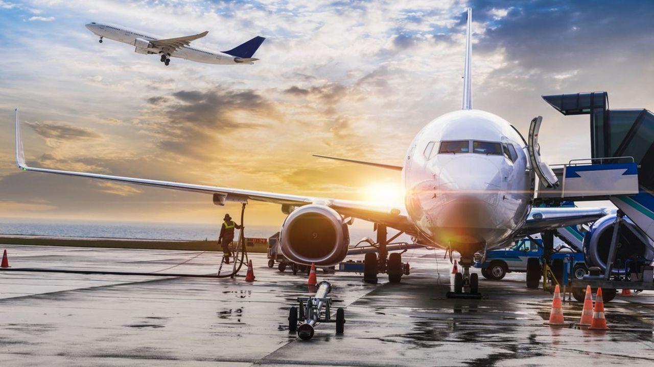 Malgré les efforts des compagnies, le transport aérien n'a pas franchement redécollé cet été.