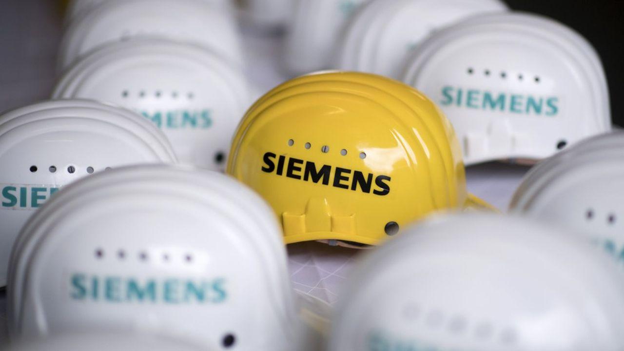 Siemens Energy va cesser de produire des compresseurs utilisés par l'industrie pétrolière.