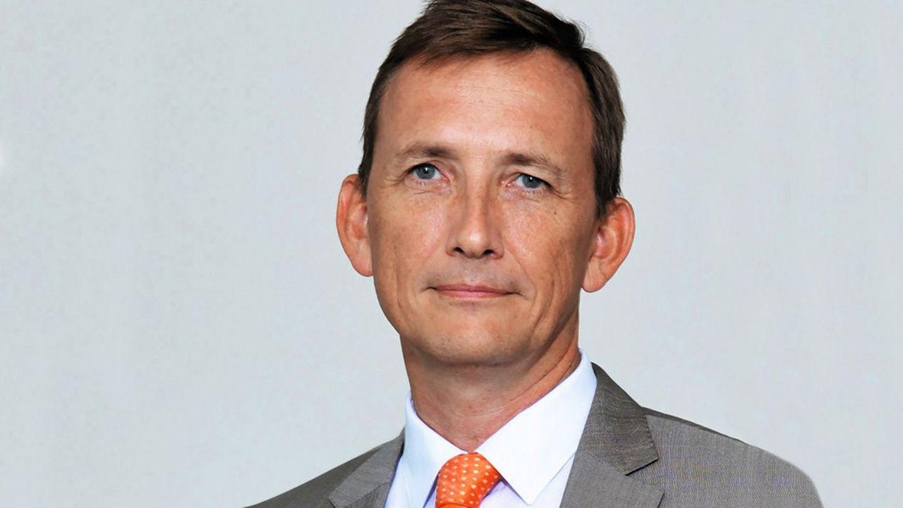 Edouard Guinotte est le président du directoire de Vallourec depuis mars.