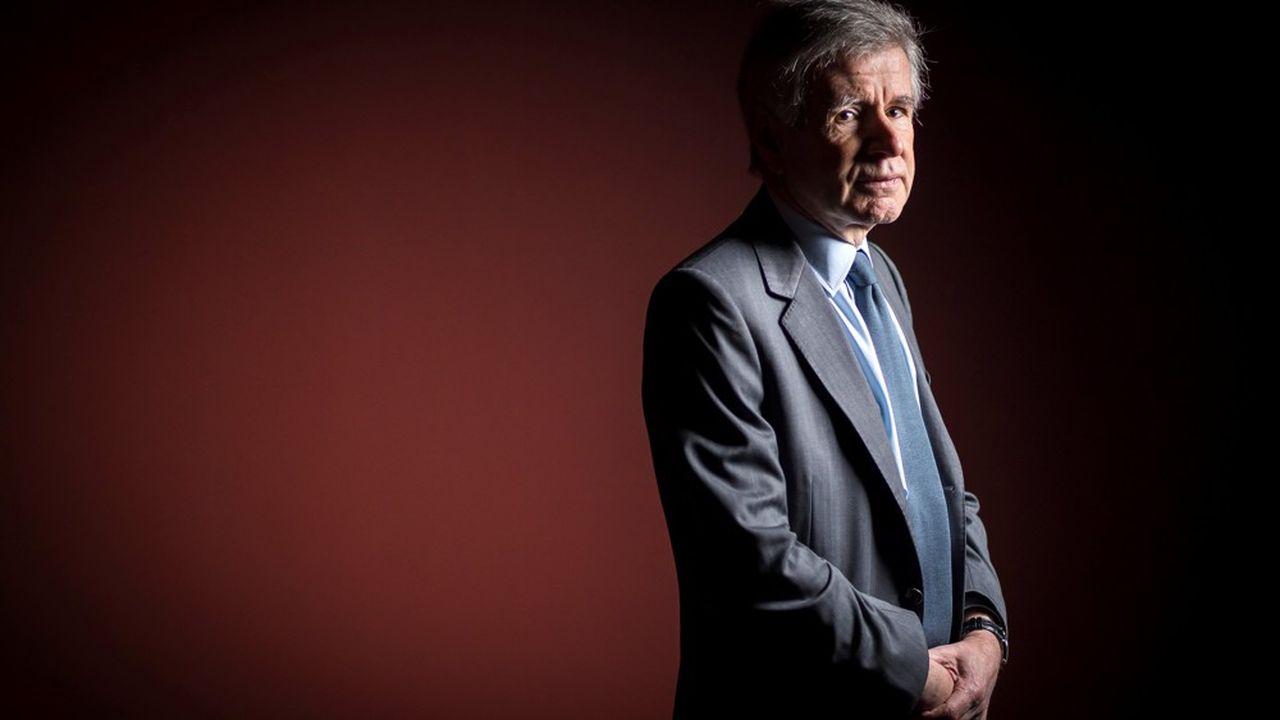 Alain Minc, le président d'AM Conseil.