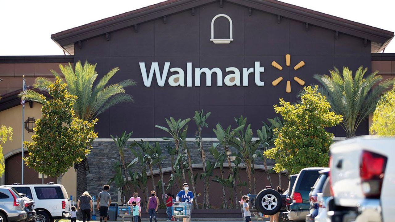 90% des Américains vivent à moins de 16 kilomètres de l'un des magasins du groupe.