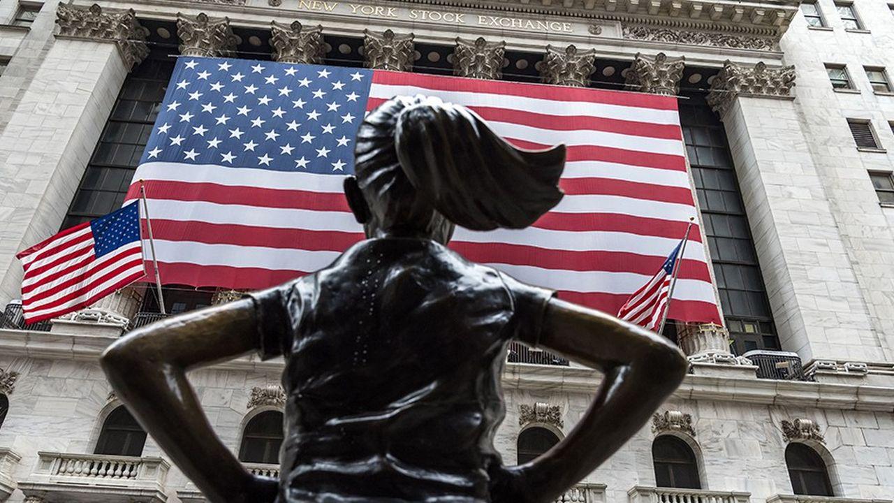 Les fonds gérés par des femmes ont réalisé de meilleures performances que les autres depuis le début de l'année à Wall Street.