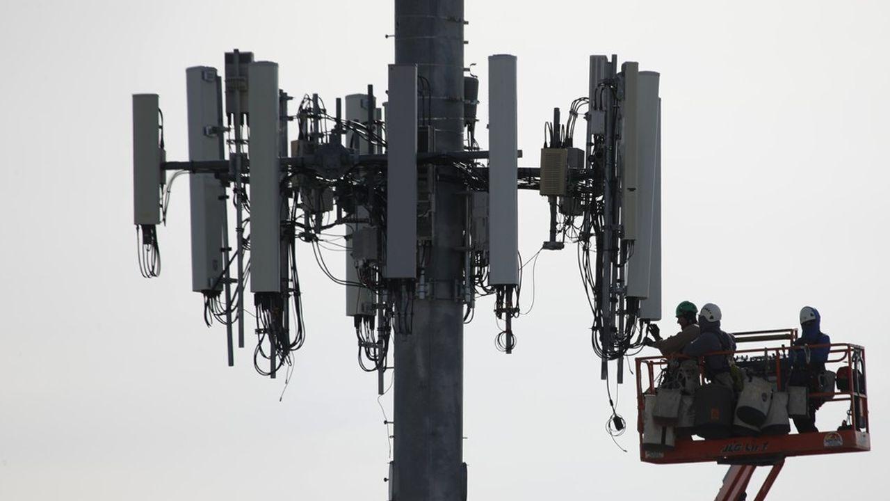 Bouygues Telecom compte environ 21.500 antennes aujourd'hui sur le territoire national.