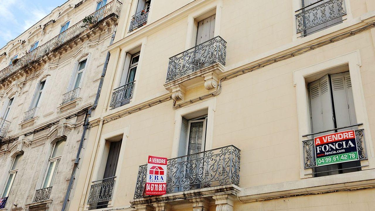 A Montpellier comme à Nice, les prix des logements anciens pourraient perdre jusqu'à 2% en 2021, prévoit MeilleursAgents.